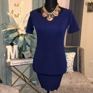 Shein Blue Dress